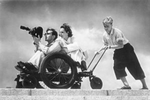 Massenmanipulation im Film: Leni Riefenstahl